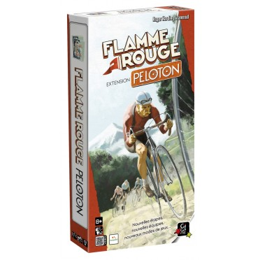 Flamme Rouge : Peloton - Extension