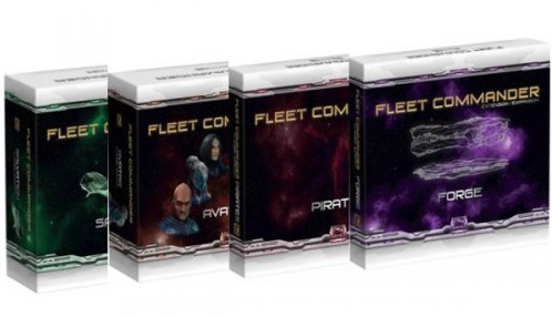 FLEET COMMANDER : BUNDLE FULL EXTENSIONS