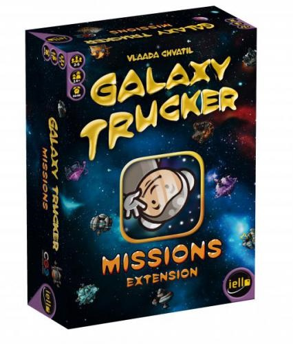 GALAXY TRUCKER : MISSIONS EXTENSION