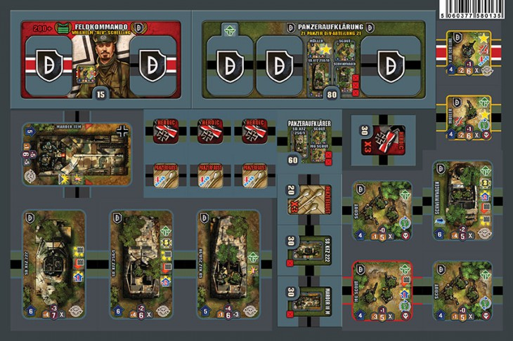 HEROES OF NORMANDIE : GE 21ST PANZER DIVISION