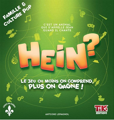 Hein ? - Famille & Culture Pop