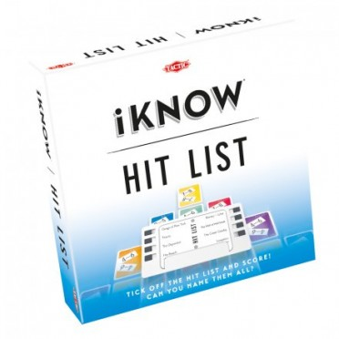 I Know - Hit List