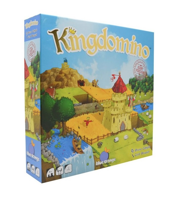 KINGDOMINO XL - VERSION GEANTE
