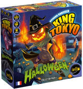 KING OF TOKYO : HALLOWEEN COLLECTOR PACK 1