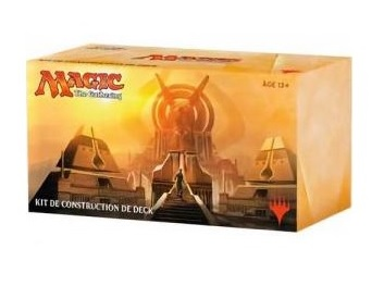 AMONKHET : KIT DE CONSTRUCTION DE DECK