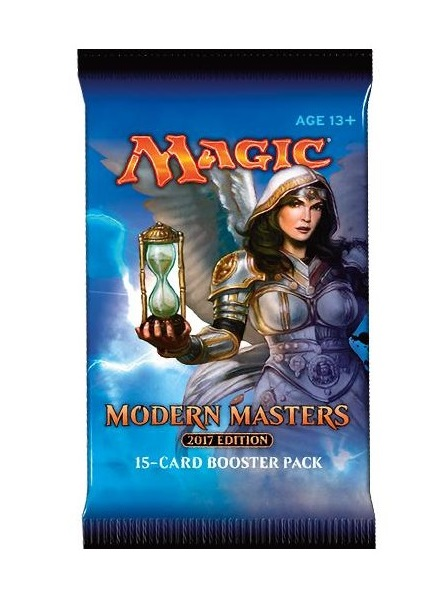 MODERN MASTERS 2017 - BOOSTER PACK