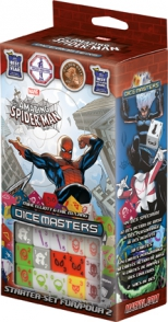 STARTER DICE MASTERS MARVEL : SPIDERMAN