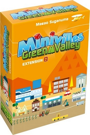 MINIVILLES : GREEN VALLEY