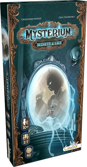 MYSTERIUM : SECRETS AND LIES