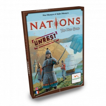 Nations - Le jeu de Dés : Unrest Extension