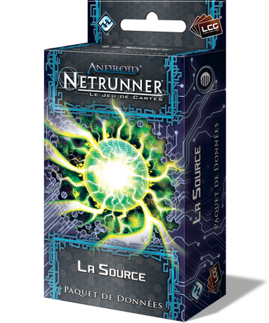 NETRUNNER JCE : LA SOURCE