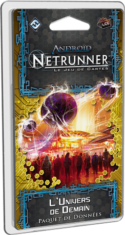 NETRUNNER JCE : L'UNIVERS DE DEMAIN