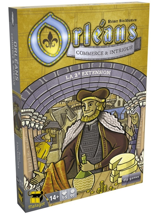 ORLEANS : COMMERCE & INTRIGUE