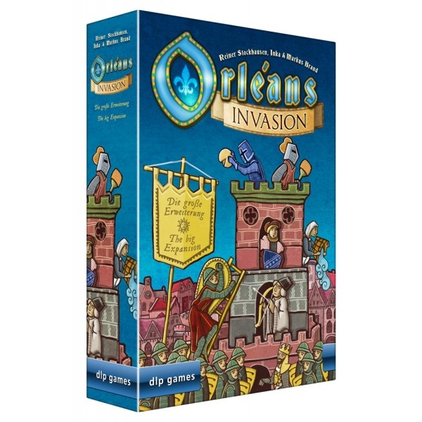 ORLEANS : INVASIONS