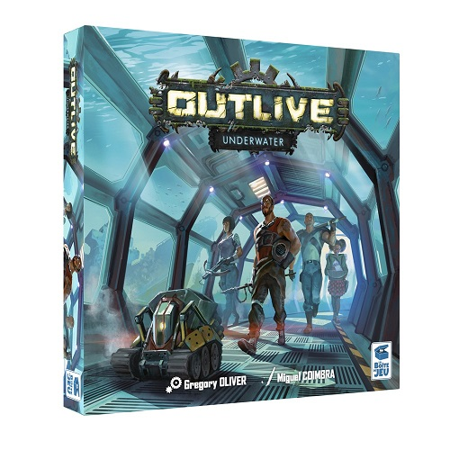 Outlive : Underwater