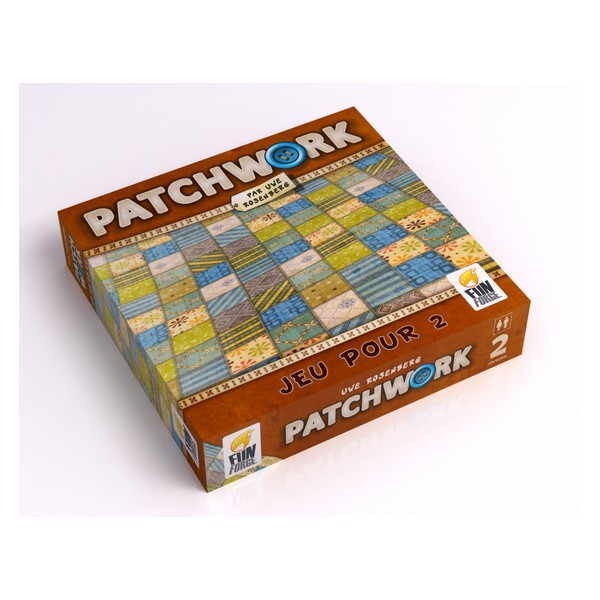 PATCHWORK - EDITION REVISEE
