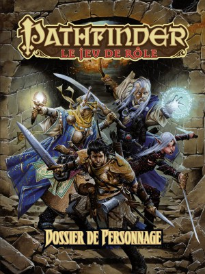 PATHFINDER : DOSSIER PERSONNAGE REVISE