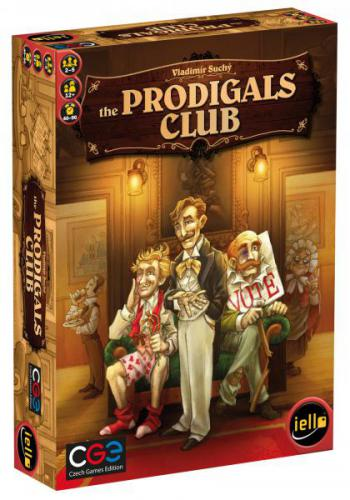THE PRODIGALS CLUB - VF