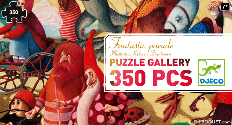 FANTASTIC PARADE - 350 PIECES