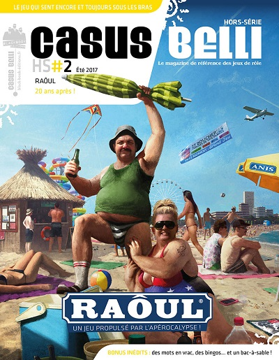 CASUS BELLI HORS-SERIE 2 : RAOUL