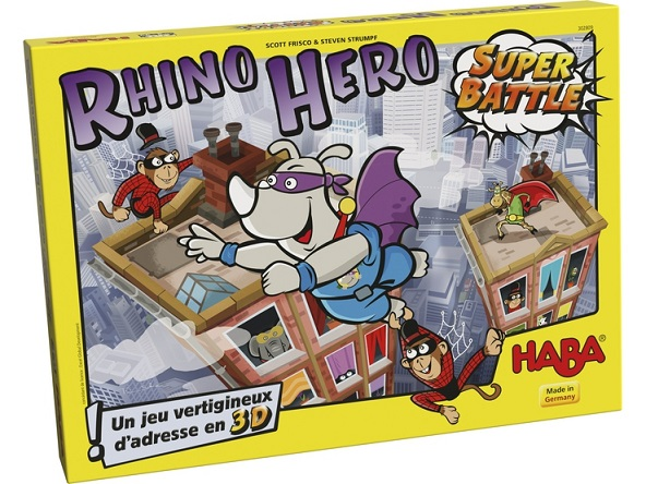 Rhino Hero - Super Battle