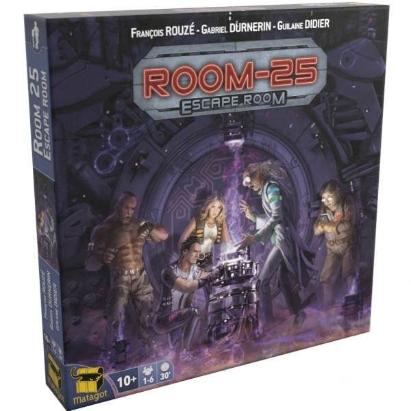 ROOM 25 : ESCAPE ROOM
