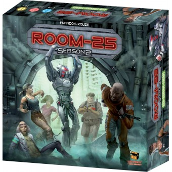 ROOM 25 SAISON 2 EDITION LIMITEE
