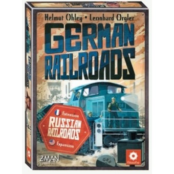 RUSSIAN RAILROADS : GERMAN RAILROADS EXTENS