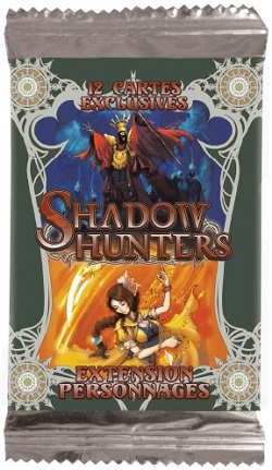 SHADOW HUNTERS : L'EXTENSION