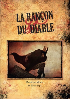LA RANCON DU DIABLE (AFFAIRE 11)