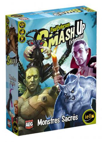 SMASH UP : MONSTRES SACRES