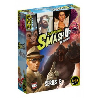 SMASH UP : SERIES B
