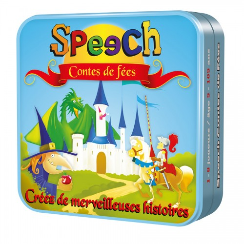 SPEECH - CONTES DE FEES