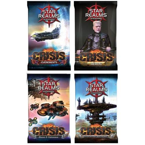 STAR REALMS : CRISIS - EVENEMENTS