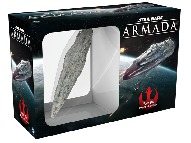 STAR WARS ARMADA : HOME ONE