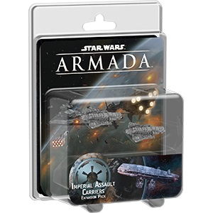 STAR WARS ARMADA : TRANSPORTS D'ASSAUT IMPE