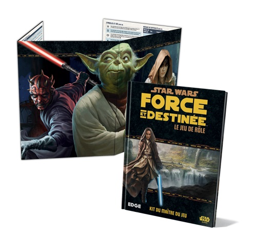 STAR WARS - FORCE ET DESTINEE : LE KIT DU M