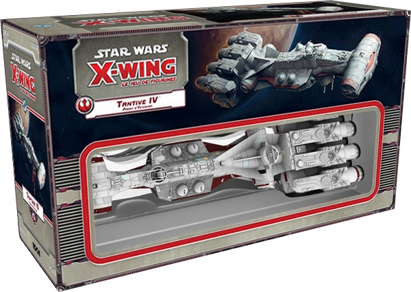 STAR WARS X-WING : TANTIVE IV