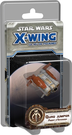 STAR WARS X-WING : QUAD JUMPER