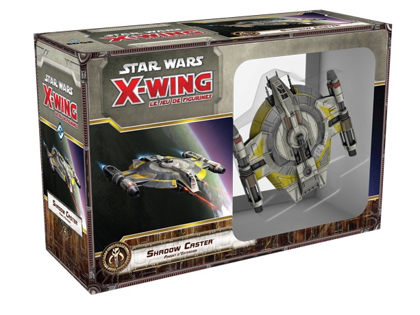 STAR WARS X-WING : SHADOW CASTER