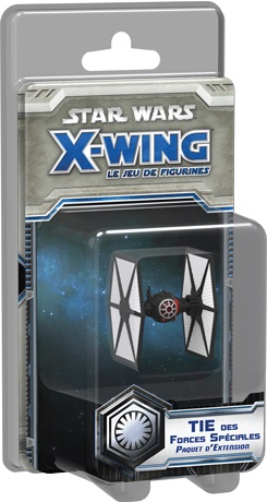 STAR WARS X-WING : TIE DES FORCES SPECIALES