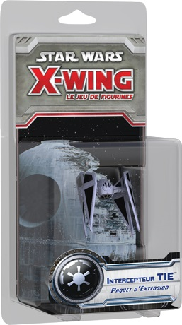 Star Wars X-WING : TIE Interceptor