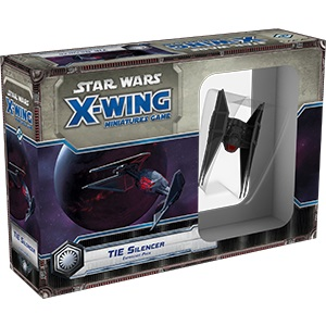 Star Wars X-Wing : TIE Silencer