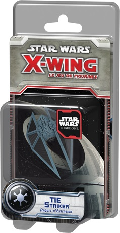 STAR WARS X-WING : TIE STRIKER