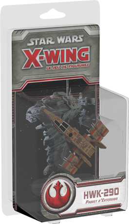 STAR WARS X-WING : HWK-290
