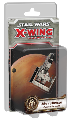 STAR WARS X-WING : MIST HUNTER