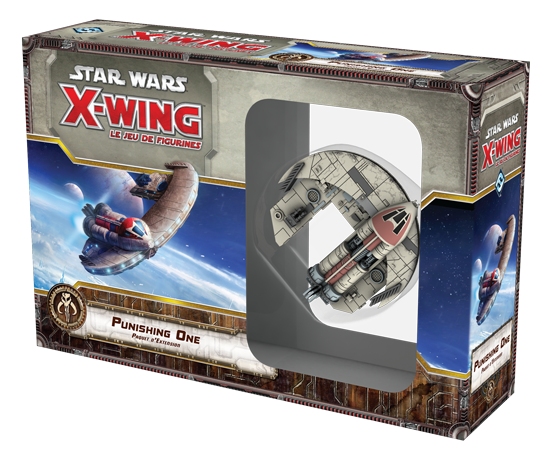 STAR WARS X-WING : PUNISHING ONE