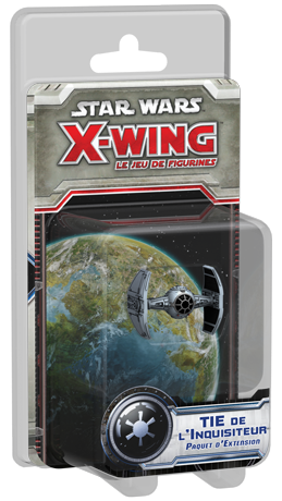 STAR WARS X-WING : TIE INQUISITEUR