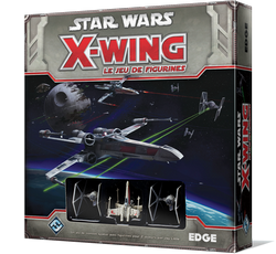 STAR WARS X-WING - LE JEU DE FIGURINES*****