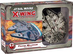 STAR WARS X-WING : FAUCON MILLENIUM